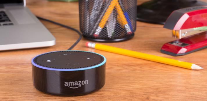 Alexa tiene acceso a miles de datos que mejora los resultados que ofrece a los usuarios