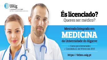 Com candidaturas abertas para a 7ªedição, curso de Medicina da UAlg supera expetativas dos alunos