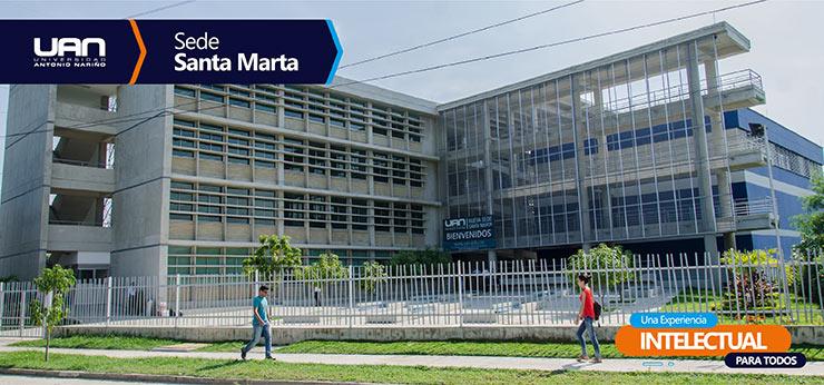 Universidad Antonio Nariño - Santa Marta