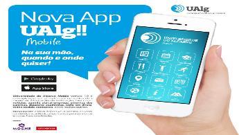 Universidade do Algarve lança aplicação móvel