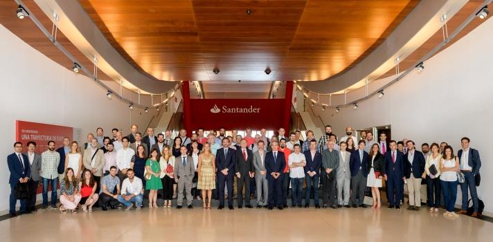 Crue Universidades Españolas y Banco Santander presentan appCrue