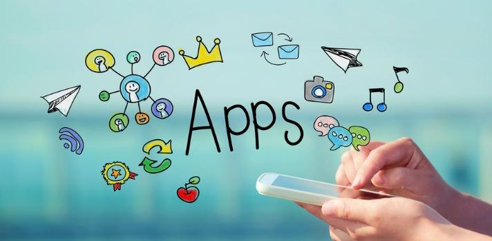 Llenar el móvil de apps puede ser peligroso.