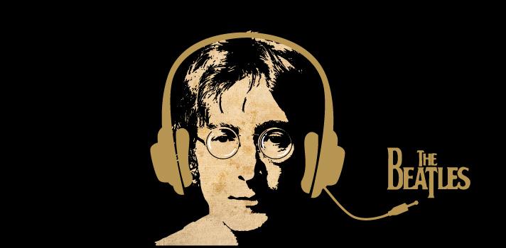 Aprende inglés escuchando canciones de los Beatles.