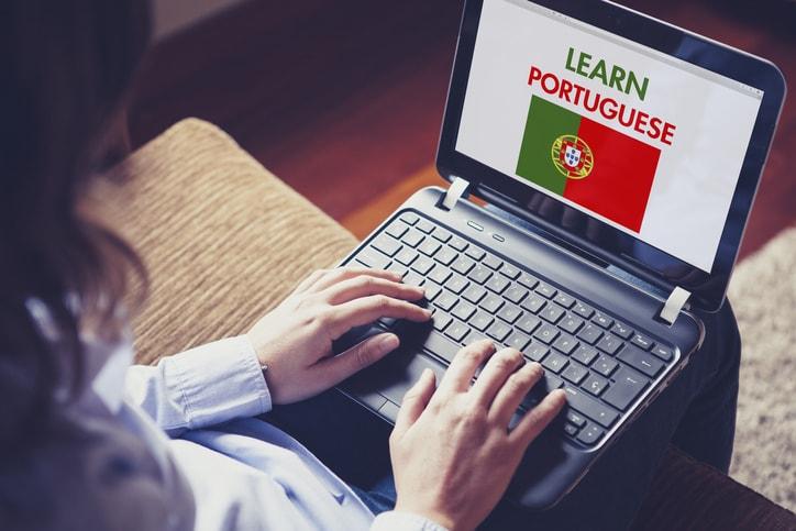 Recursos para aprender portugués desde casa