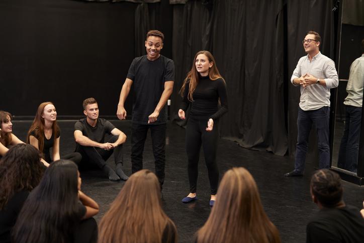 Arte dramático: claves acerca de la formación más vocacional
