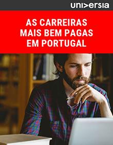 EBook: As carreiras mais bem pagas em Portugal