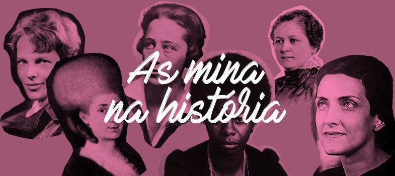 Site criado por brasileira reúne mulheres importantes da História