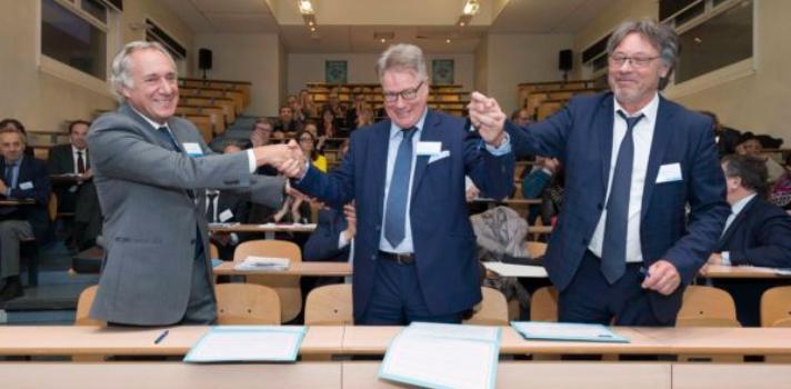 Primeira rede europeia de instituições privadas de ensino superior foi formalmente criada