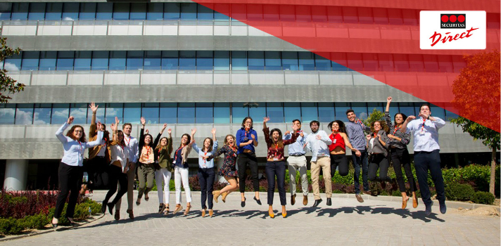 La empresa ofrece diferentes vacantes a jóvenes recién licenciados para trabajar en su sede de Madrid