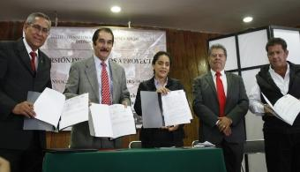 La UAG firma convenio de colaboración con el INAES