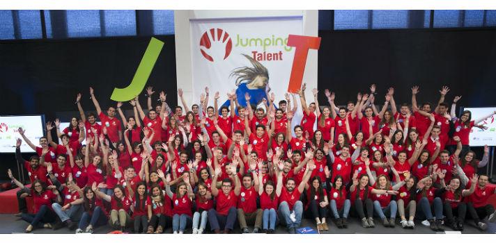 Participantes de la anterior edición de Jumping Talent
