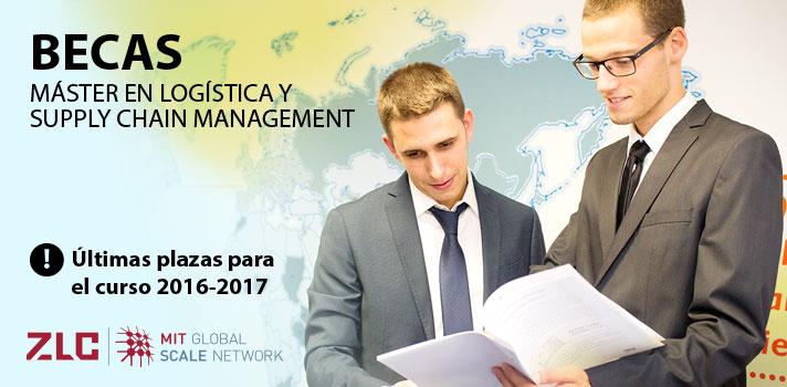 Becas para estudiar un Máster en la mejor Universidad de Supply Chain de España
