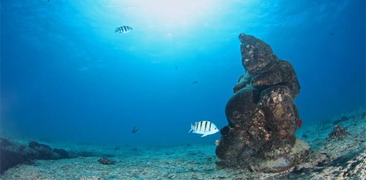 Antropología subacuática.