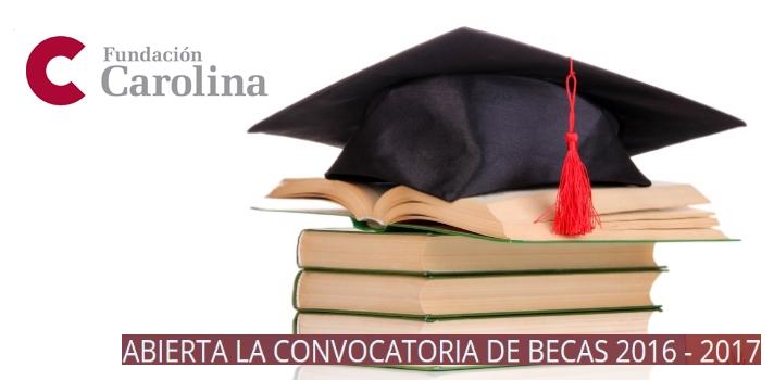 <p>En su decimosexta edición la <a title=Fundación Carolina href=https://www.fundacioncarolina.es/ target=_blank>Fundación Carolina</a>entrega <strong>más de 600 becas a estudiantes iberoamericanos para estudiar en España</strong>. Estas becas cubren todas las áreas de conocimiento y distintos grados académicos, y los beneficiados podrán usufructuarlas en el período académico 2016-2017.</p><blockquote style=text-align: center;>¿Buscas becas en Paraguay? Ingresa a nuestro <a title=Portal de Becas href=https://becas.universia.com.py/ target=_blank>Portal de Becas</a>y entérate de todas las convocatorias vigentes</blockquote><p>Las becas están <strong>dirigidas a profesionales e investigadores de Iberoamérica</strong>. En esta edición número 16, la FC <strong>oferta por primera vez un programa de doctorado para estudiar en la Universidad de La Habana, Cuba</strong>. La cantidad de becas que se otorgarán en esta oportunidad son 607, distribuidas en <strong>un total de 196 programas académicos</strong>.</p><p></p><p><strong>¿Cómo se reparten las 607 becas de la Fundación Carolina?</strong></p><p>- 349 corresponden a becas de postgrado</p><p>- 50 a la Escuela Complutense de verano</p><p>- 140 de doctorado y de estancias postdoctorales</p><p>- 29 becas de movilidad de profesores brasileños</p><p>- 5 becas de proyectos al emprendimiento</p><p>- 34 de estudios institucionales</p><p></p><p><strong>¿Cuáles son los plazos para postular a las becas de la Fundación Carolina?</strong> Los plazos varían según la modalidad de la beca.</p><p>- Para la Escuela Complutense de Verano hasta el 10 de febrero</p><p>- Las becas de postgrado, proyectos al emprendimiento y estudios institucionales hasta el 6 de marzo</p><p>- Las de doctorado, estancias cortas y movilidad de profesores brasileños hasta el 7 de abril</p><blockquote style=text-align: center;>Si quieres conocer más detalles sobre las modalidades de becas de la Fundación Carolina ingresa a la <a title=convocatoria oficial href=htt