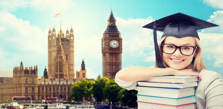 Escribir una carta de presentación para una universidad británica.