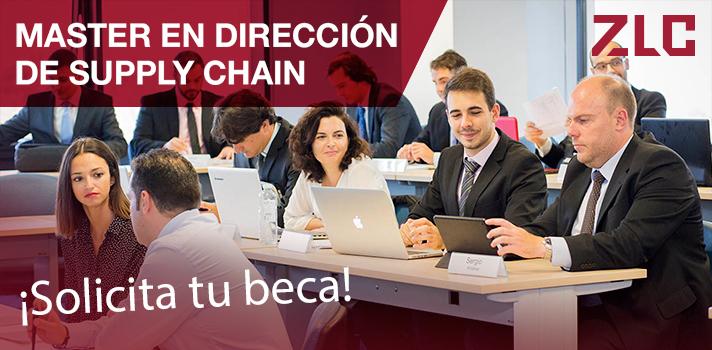 Última oportunidad para solicitar una beca en el Máster en Dirección de Supply Chain