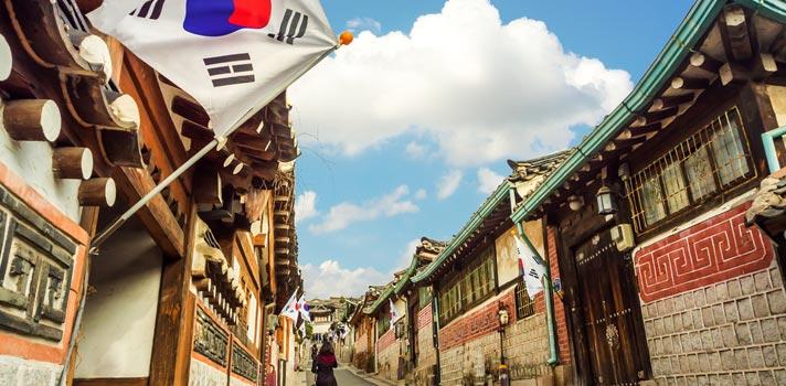 Coreia do Sul tem bolsas para mestrado e doutorado