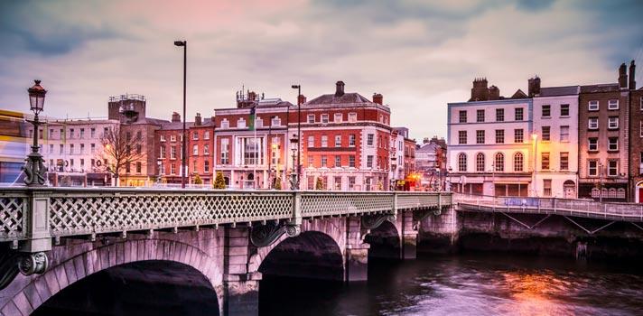 Estudia inglés en una de las ciudades más maravillosas de Europa: Dublín.