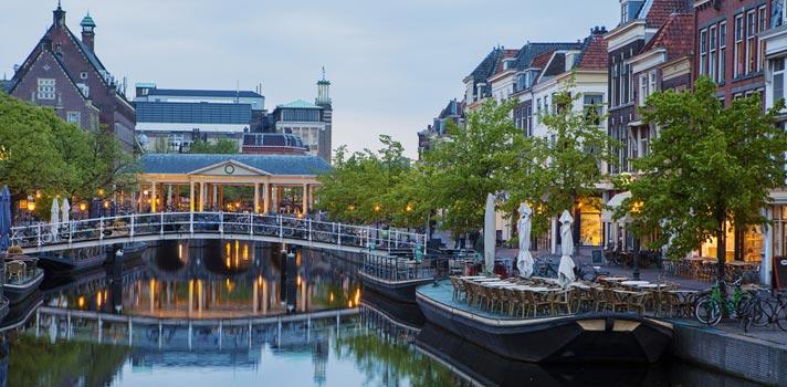 Bolsas de mestrado para a Holanda