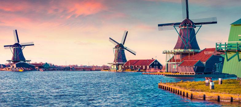 Universidade tem bolsa integral para mestrado na Holanda