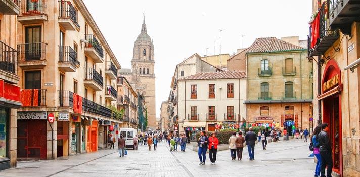 Inscrições para 100 bolsas do Top España terminam na semana que vem