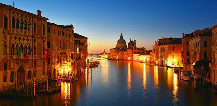 Universidade em Veneza tem bolsas para graduação e mestrado
