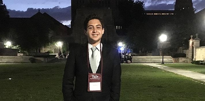 Ele pedia livros emprestados para estudar: conheça André, o brasileiro que conquistou bolsa em uma das melhores universidades do mundo