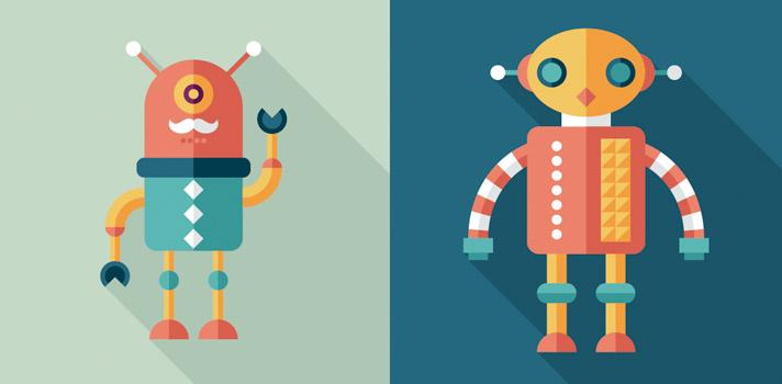 Los robots son especialistas en datos, pero los humanos lo son en valores e interacciones sociales
