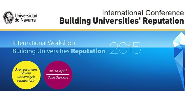 <p style=text-align: justify;>La<a title=Universidad de Navarra - Portal de Estudios Universia href=https://www.universia.es/universidades/universidad-navarra/in/10057>Universidad de Navarra</a> inaugurará este mes el <em><strong><a title=Bulding Universities' Reputation 2015 href=https://www.unav.edu/web/building-universities-reputation target=_blank rel=nofollow>Building Universities' Reputation 2015</a></strong></em>, un taller internacional sobre la reputación de las universidades. El evento tendrá lugar del 22 al 24 de abril y estará dividido en cuatro bloques temáticos en los que se plantean diferentes visiones sobre el tema del encuentro.</p><p style=text-align: justify;>Con este objetivo se darán cita rectores y expertos en estrategia universitaria que <strong>analizarán el concepto de reputación de las instituciones de educación superior y sus implicaciones en el escenario académico mundial</strong>. A su vez, se abrirán debates en relación a los principales rankings universitarios internaciones y a los parámetros utilizados para evaluar la calidad de las universidades. Papel importante tendrán también los profesionales de las empresas que gocen de experiencia dilatada en la gestión de la reputación de las organizaciones a las que pertenecen que revelarán las estrategias necesarias para mejorar de manera efectiva y permanente la reputación de las instituciones.</p><p style=text-align: justify;>El Congreso, que pretende convertirse en un escenario de reflexión sobre la naturaleza y la influencia de la reputación universitaria, está específicamente orientado a los rectores, vicerrectores y otras autoridades académicas, a los principales rankings universitarios internacionales, a las asociaciones nacionales e internacionales de las universidades, los organismos encargados de garantizar la calidad educativa, a los directores de comunicación del sector privado, a medios de comunicación especializados en la materia y a las empresas consultoras y auditoras.</p><bl