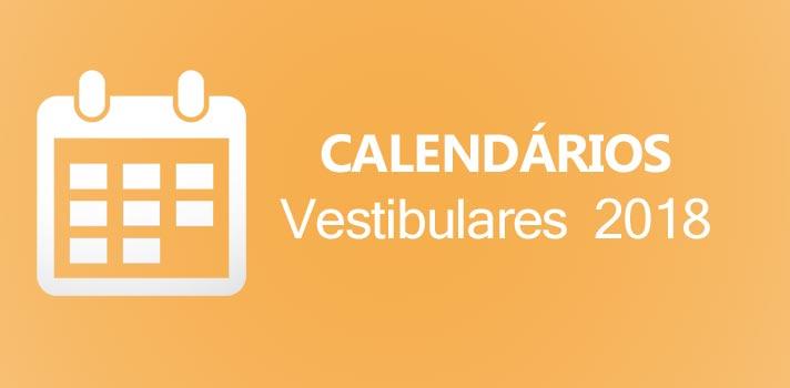 Fuvest, Unicamp e Unesp divulgam calendários para vestibular 2018