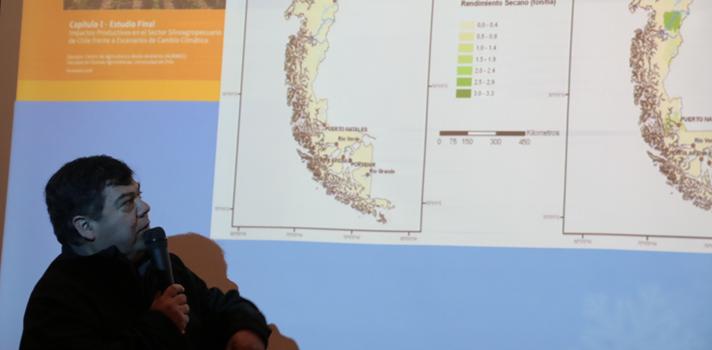 Advierten grave impacto del calentamiento global en la agricultura chilena