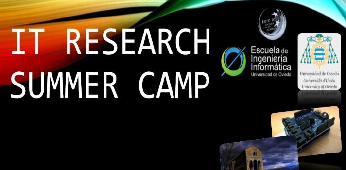 Apúntate al Campus de Verano de Investigación.