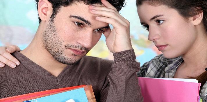 ¿Qué debo hacer si sufro un bloqueo durante un examen?