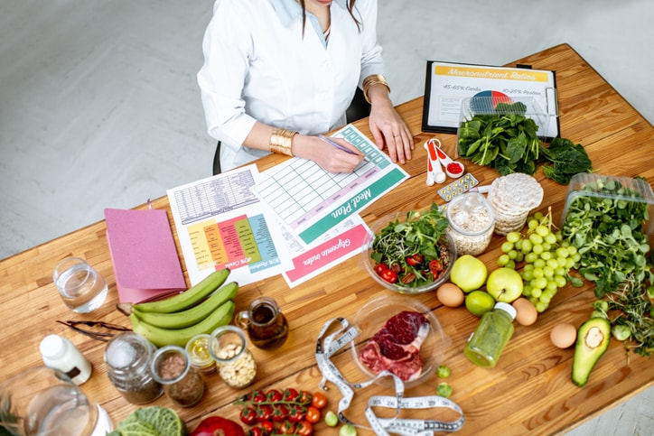 Carrera de nutrición: tu futuro ayudando a los demás