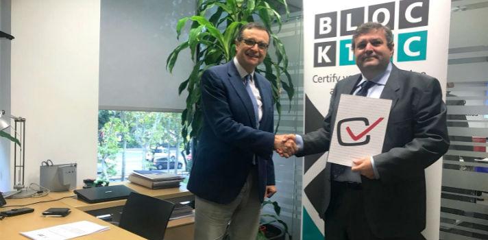 El acuerdo estratégico implica la acreditación de los cursos mediante certificados registrados en Blockchain