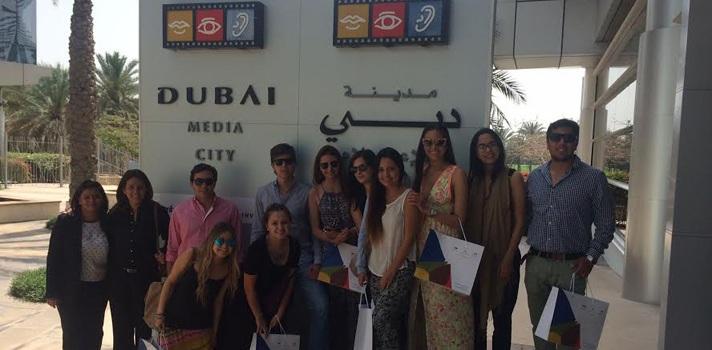 Estudiantes del CESA realizan visitas internacionales para adquirir experiencia empresarial