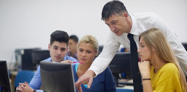 Para destacar las cualidades personales el camino es trabajar en equipo