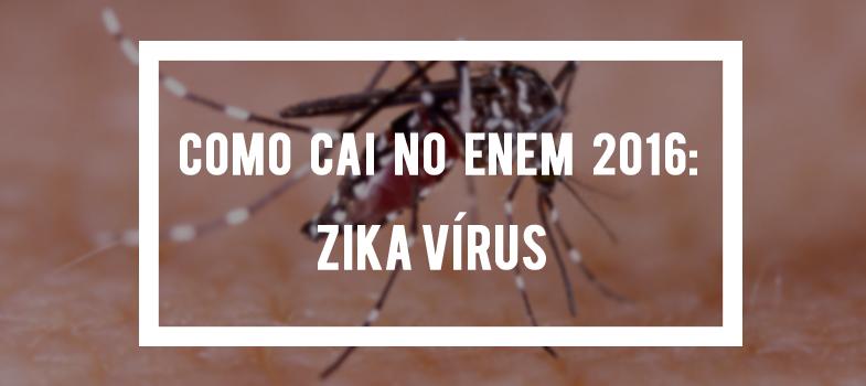 <p>Neste ano, o Brasil passou por uma grande epidemia de <strong>zika vírus</strong> e continua registrando casos de pessoas afetadas pela doença. Os principais sintomas são febre não muito alta, dor nas articulações e nos músculos, além de manchas na pele e coceira. Por ser um tema altamente noticiado na maior parte dos veículos de comunicação do Brasil e do mundo, pode aparecer nas <a href=https://noticias.universia.com.br/educacao/noticia/2016/04/14/1138322/enem-2016-informaces-importantes-sobre-provas.html title=Enem 2016: as informações mais importantes sobre as provas>provas do Exame Nacional do Ensino Médio (Enem)</a>que acontecerão nos dias 05 e 06 de novembro. Para que os alunos saibam responder as questões sobre a doença, a <strong> Universia Brasil</strong> conversou com a <strong> professora de Biologia do Curso Poliedro de Campinas Isabel Settin</strong>.</p><p></p><p><span style=color: #333333;><strong>Você pode ler também:</strong></span><br/><a href=https://noticias.universia.com.br/tag/como-cai-no-enem-2016/ title=Como Cai no Enem 2016>» <strong>Como Cai no Enem 2016</strong></a><br/><a href=https://noticias.universia.com.br/destaque/noticia/2016/06/03/1140443/5-dicas-gabaritar- prova-espanhol-enem-2016.html title=5 dicas para gabaritar a prova de espanhol do Enem 2016 https://noticias.universia.com.br/destaque/noticia/2016/06/03/11>» <strong>5 dicas para gabaritar a prova de espanhol do Enem 2016 https://noticias.universia.com.br/destaque/noticia/2016/06/03/11</strong></a><br/><a href=https://noticias.universia.com.br/tag/notícias-enem-2016/ title=Todas as notícias sobre o Enem 2016>» <strong>Todas as notícias sobre o Enem 2016</strong></a></p><p></p><p>Ela é causada por um vírus transmitido pelo <strong>aedes aegypti</strong>, inseto artrópode também responsável pela transmissão da <strong>dengue e chikungunya</strong>. Por ter o mesmo vetor transmissor, a docente acredita que esse possa ser um dos pontos abordados nas <strong>provas do Enem</stro