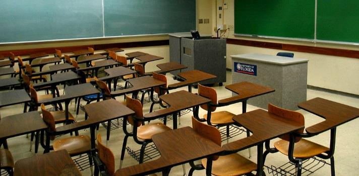Las pizarras o la iluminación pueden ayudar a crear mejores aulas