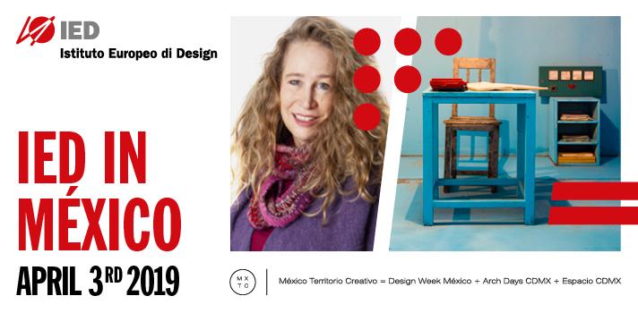 """Conferencia IED sobre: """"Las Fronteras Líquidas del Diseño"""""""