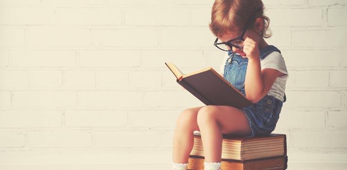 Como incentivar crianças a lerem mais e despertar o gosto pelos livros