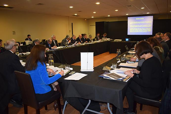 El consejo acordó, por mayoría de sus integrantes, emitir un documento favorable respecto de la solicitud de incorporación de ambas universidades