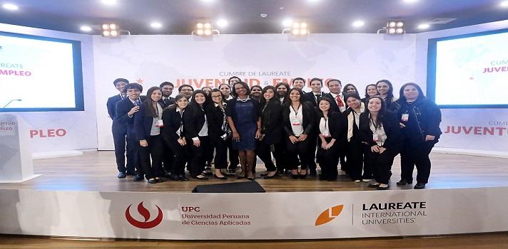 """<p dir=ltr>Finalmente se llevó a cabo la <strong>Cumbre Laureate</strong> sobre """"<strong>Juventud y Empleo</strong>"""" organizada por la <a href=https://orientacion.universia.edu.pe/que_estudiar/universidad-peruana-de-ciencias-aplicadas-67.html>Universidad Peruana de Ciencias Aplicadas</a> (UPC), en conjunto con la Corporación Financiera Internacional (IFC) y el Banco Interamericano de Desarrollo (BID). Este evento reunió a más de <strong>200 funcionarios gubernamentales</strong>, <strong>estudiantes</strong> de la universidad y otros líderes académicos.<br/><br/></p><p dir=ltr><span>Con la finalidad de <strong>promover acciones</strong> que favorezcan la creación de <strong>sistemas educativos sólidos</strong>, diversos especialistas abordaron temas relacionados con la responsabilidad gubernamental y de instituciones educativas para<strong> incrementar la inclusión y el </strong></span><strong>desarrollo</strong> humano a través de la educación<span>. La <strong>Dra. Condoleezza Rice</strong>, ex Secretaria de Estado de Estados Unidos y expositora del evento, destacó las posibilidades que ofrece Laureate: """"c</span>uenta con múltiples maneras para que los alumnos obtengan una educación y que no están estancadas en lo que era la educación en el pasado<span>"""".<br/><br/></span></p><p dir=ltr><span>Por su parte, el <strong>Dr. Ernesto Zedillo</strong>, expresidente de México, se refirió al <strong>crecimiento educativo de calidad</strong> en Perú, argumentando que ve """"</span>una democracia vibrante y un país cuya economía y desarrollo social avanzan<span>"""".</span>En este sentido, Laureate Education, manifestó su compromiso con la educación, destacando la <strong>importancia del diálogo</strong> sobre las políticas público-privadas. <br/><br/><br/>El principal cometido del evento es brindar a los estudiantes los beneficios de una educación privada accesible, trabajando arduamente en <strong>distintos países</strong> del mundo para conocer en profundidad <strong>la realidad"""