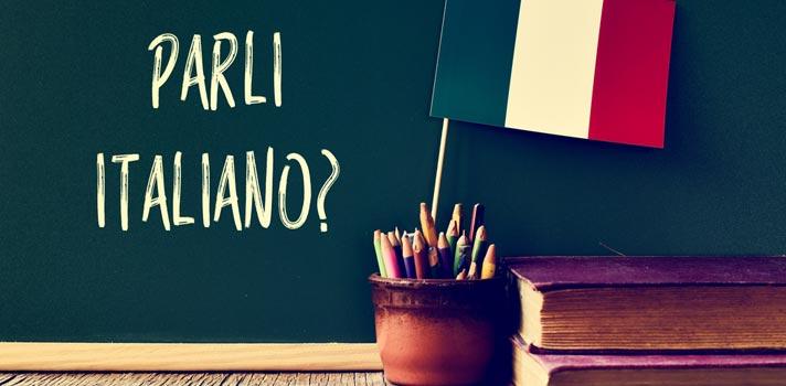 Inscrições para cursos gratuitos de italiano do MEC terminam nesta terça