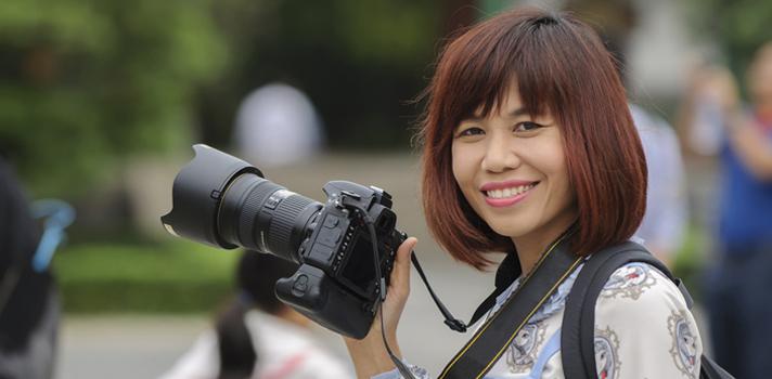 La fotografía se ha democratizado gracias a la accesibilidad que proporcionan las nuevas tecnologías