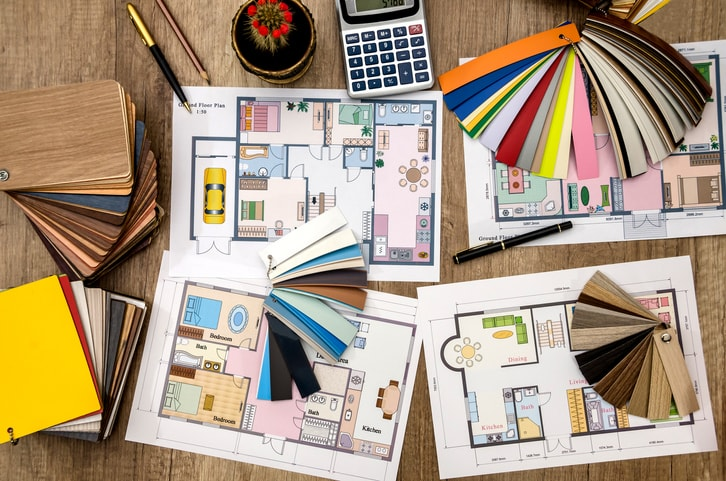 Curso de diseño de interiores: 5 razones para realizarlo.