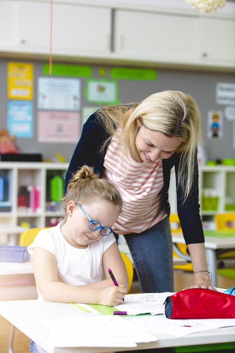 Como funcionam os Cursos em educação especial