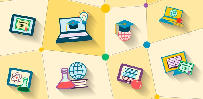 La oferta de grados y posgrados online ha aumentado significativamente y ha introducido nuevos recursos formativos