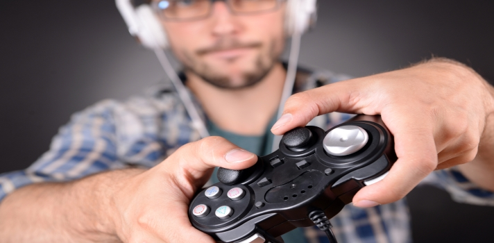 ¿Te gustan los videojuegos? Fórmate para crear el entretenimiento del futuro.