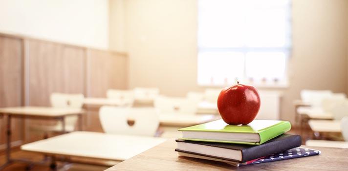Professores terão direto a 20% de desconto em livros